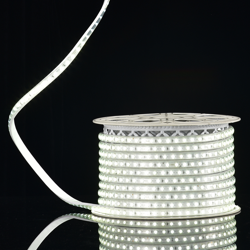 WHITE SINGLE ROW 60L 5050 LED STRIP LIGHT