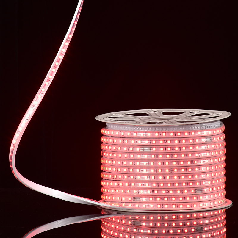 RED SINGLE ROW 60L 5050 LED STRIP LIGHT